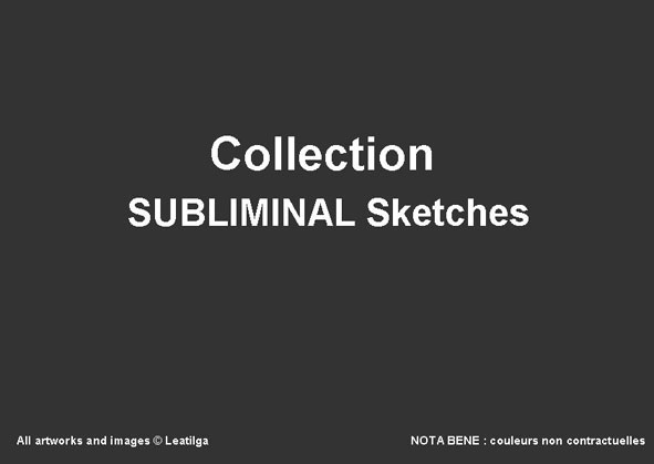Collection Subliminal by Leatilga