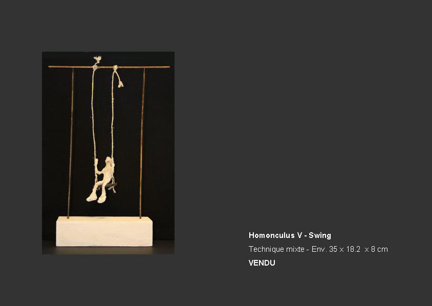 Collection Art Homonculus