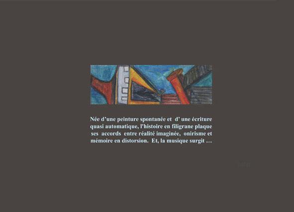 Les Pattes de l'Araignée - livre cd