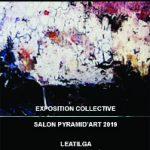 4 au 7 juillet 2019 à La Grande Motte. Exposition collective - Palais des Congrès